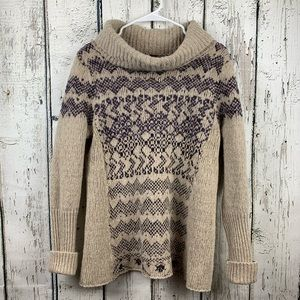 {FREE PEOPLE} Sweater Size Large
